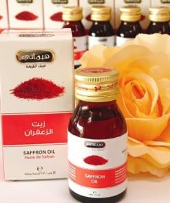 saffron oil hemani