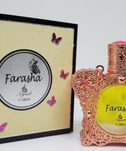Tinh dầu nước hoa Dubai Farasha 1