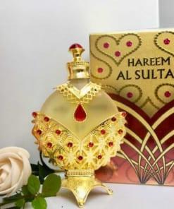 Tinh dầu nước hoa Dubai Hareem Al Sultan Gold 4