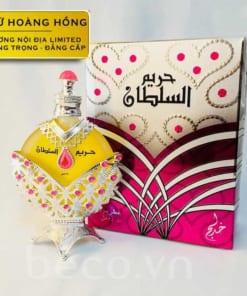 Tinh dầu Dubai Hareem Al Sultan Hồng