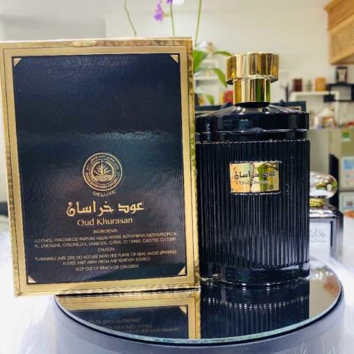 Tinh dầu nước hoa Dubai nội địa Oud Khurasan 2