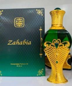 Tinh dầu nước hoa Dubai Zahabia 1