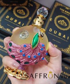 Tinh dầu nước hoa Dubai YSL Black 2
