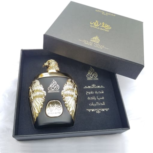 Nước hoa Dubai đại bàng vàng Ghala Zayed Luxury Gold