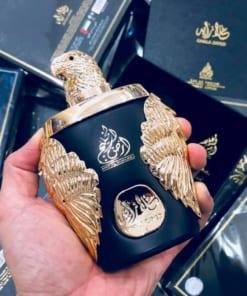 Nước hoa Dubai đại bàng vàng Ghala Zayed Luxury Gold 1