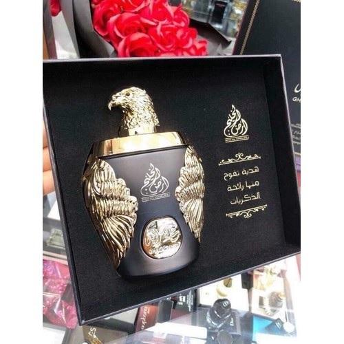 Nước hoa Dubai đại bàng vàng Ghala Zayed Luxury Gold 3