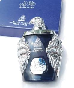 Nước hoa Dubai đại bàng xanh Ghala Zayed Luxury 2