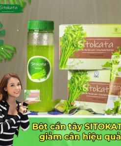 Bột cần tây Sitokata chính hãng 4