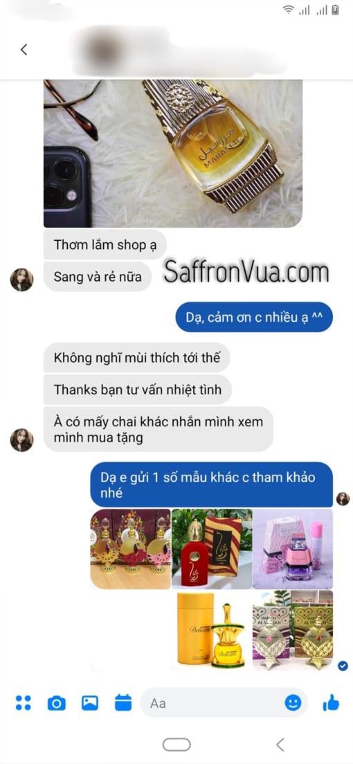 feedback saffronvua 2