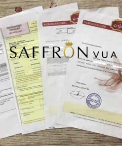 hóa đơn nhụy hoa saffron vua