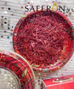 Bahraman Saffron đỏ tròn nhập khẩu chính hãng 3