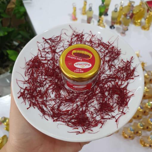 Nhụy Hoa Nghệ Tây Saffron Bahraman 4