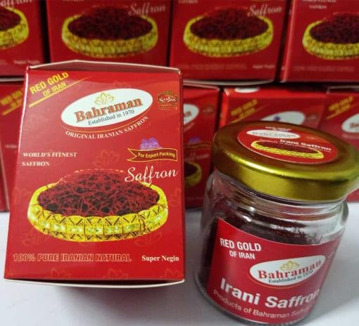 Nhụy Hoa Nghệ Tây Saffron Bahraman