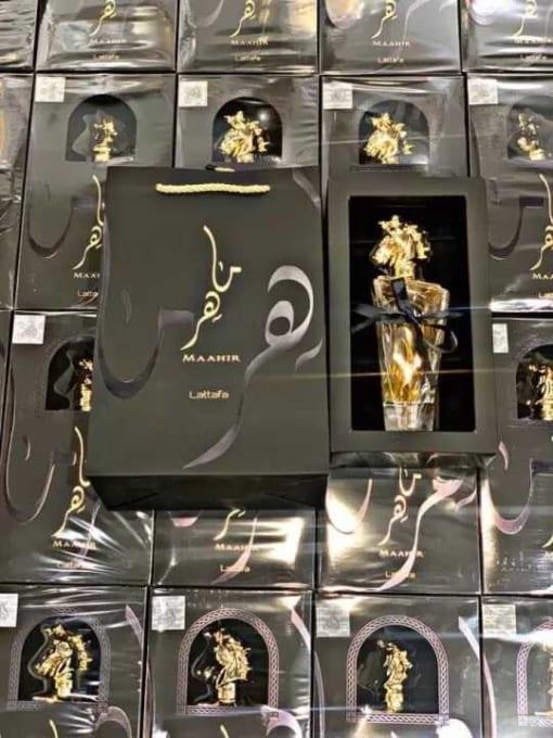 Tinh dầu nước hoa Dubai Lattafa Maahir 5