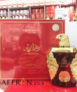 Nước Hoa Dubai Đại Bàng Đỏ Ghala Zayed Rouge 4