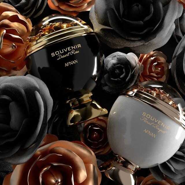 Nước hoa Souvenir Afnan