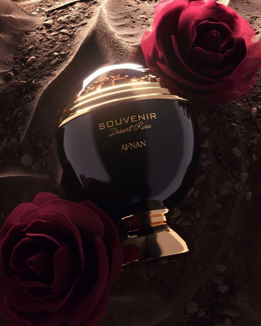 Nước hoa Souvenir Afnan Desert Rose 6