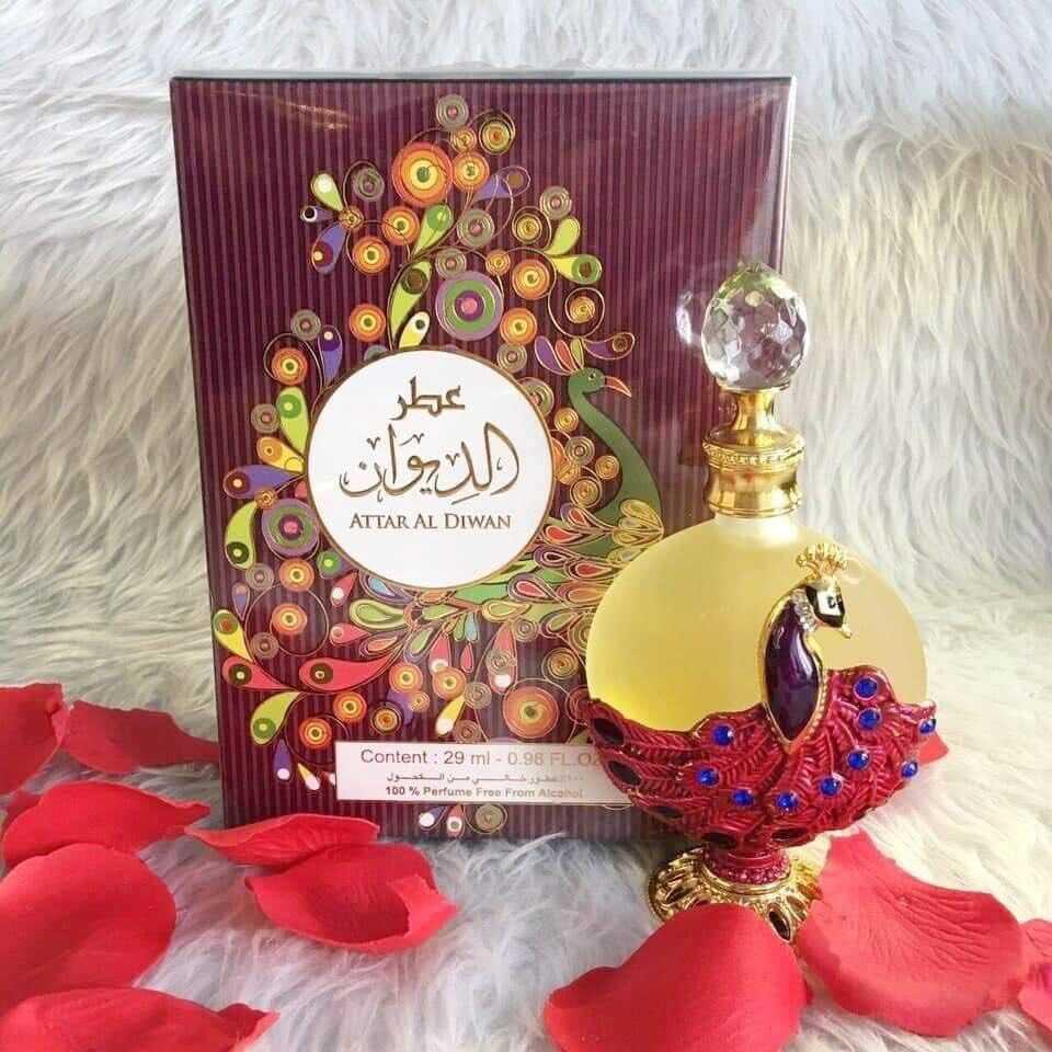 Phượng hoàng đỏ nội địa Attar Al Diwan 1