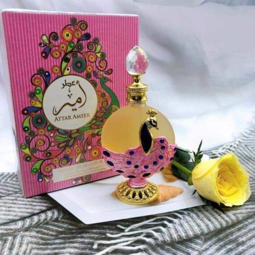 Phượng hoàng hồng nội địa Attar Ameer 1