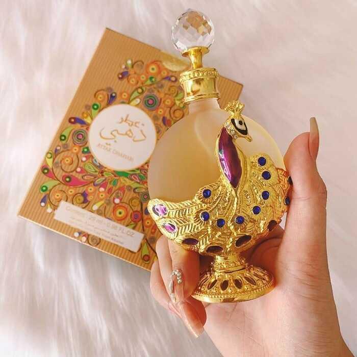 Phượng hoàng Gold nội địa Attar Dhahabi 2