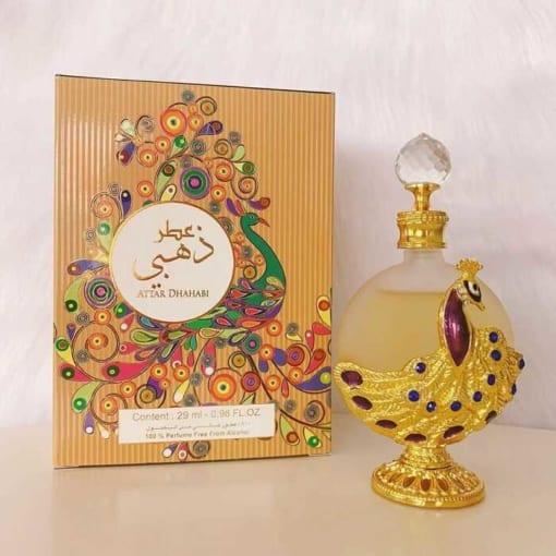 Phượng hoàng Gold nội địa Attar Dhahabi 1
