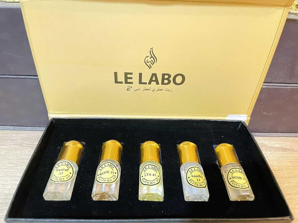 Tinh dầu nước hoa Lelabo