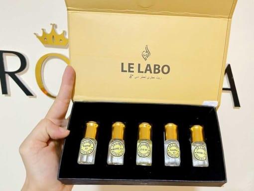 Tinh dầu nước hoa Lelabo 1